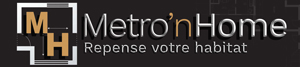 logo Metro'nHome Grenoble